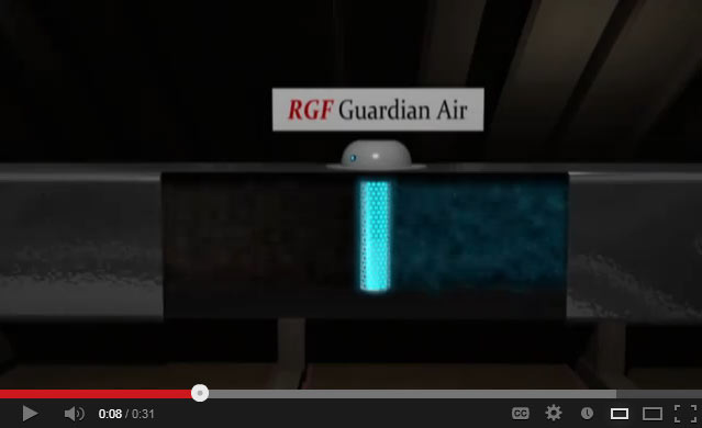 Guardian air quality animation